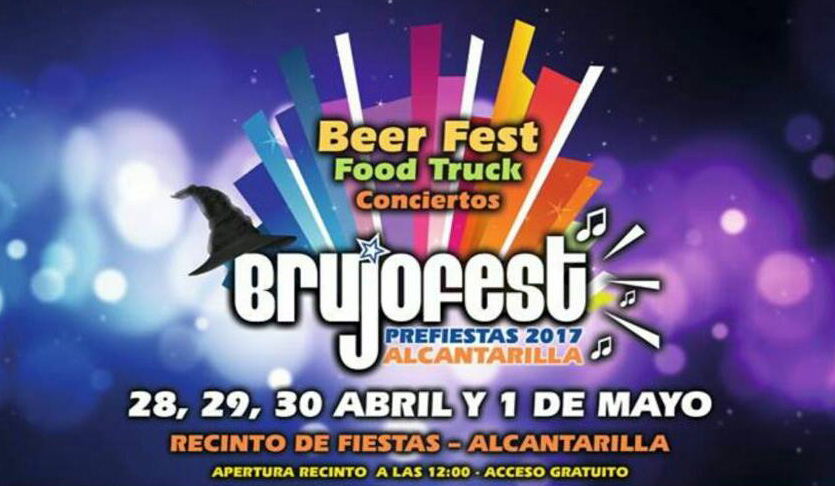 The Fly will participate in the Brujo Fest
