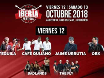 The Fly at Iberia Festival