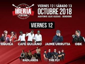 The Fly en Iberia Festival